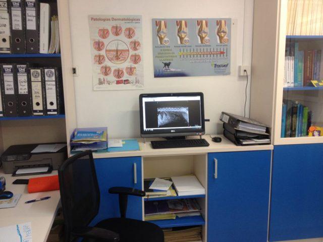 Equip informàtic de radiografia digital