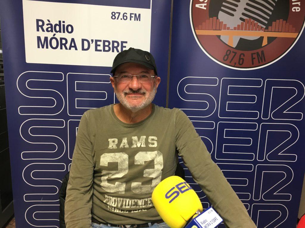 """Escolta l'espai de veterinària """"Els nostres millors a amics"""" a Ràdio Móra d'Ebre"""